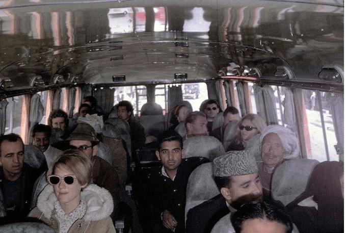 Afganistan, anni '60, donne senza velo prima dei talebani.