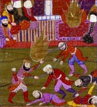 Banu Qurayza maometto