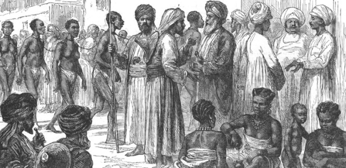 schiavitù nell'Islam