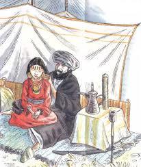 Età sposa Maometto
