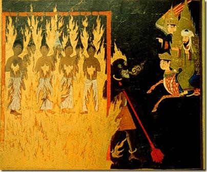 Islam Infedeli Inferno