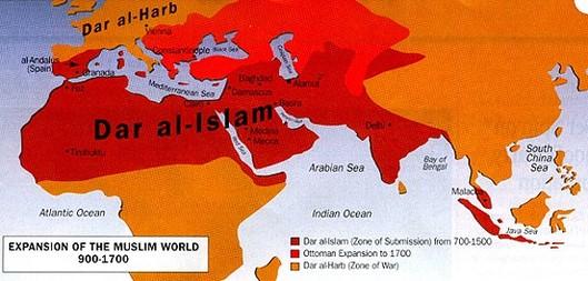 Dar al-Islam conquiste islamiche
