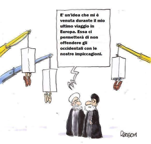 Pena di morte in Iran