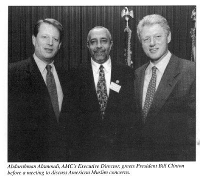Abdurahman Alamoudi fratelli musulmani occidente