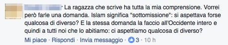 indottrinamento all'islam