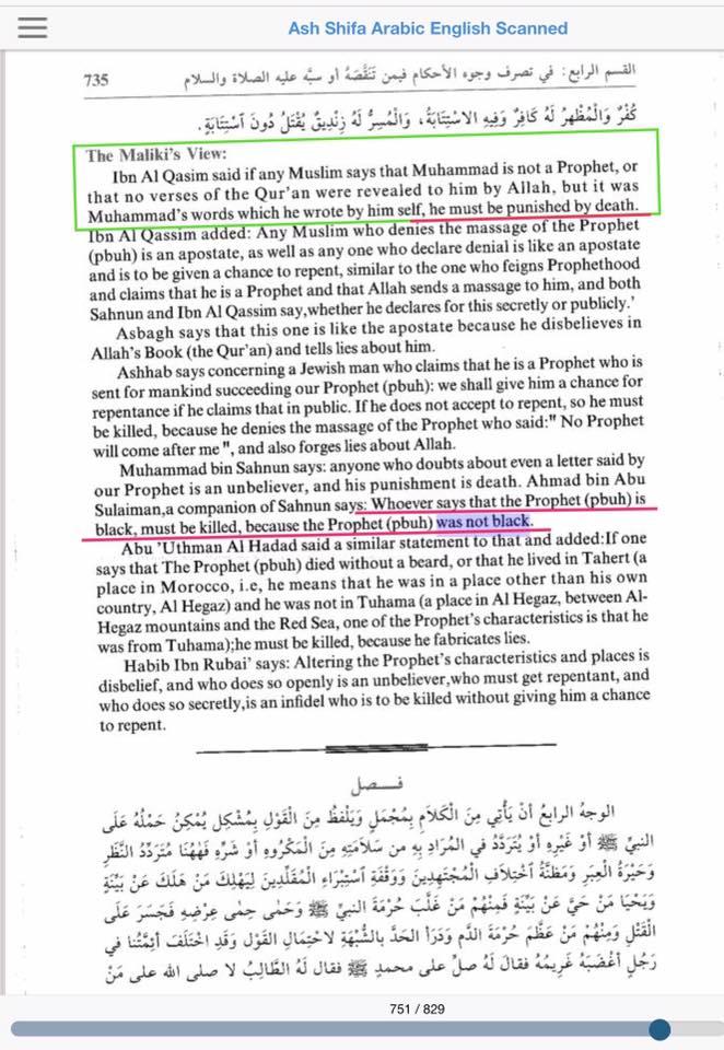 islam apostasia scuole giuridiche