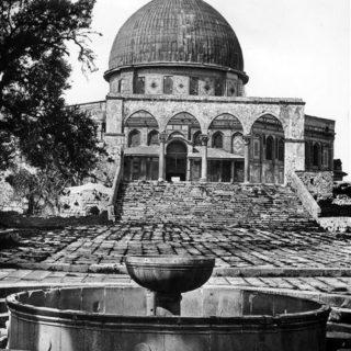 monte del tempio gerusalemme